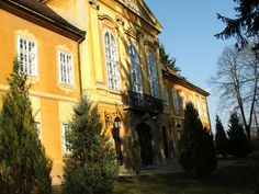 Baranya megye kastély Hungary, Budapest, Castle, Gardens, Marvel, Houses, Urban, Photos, Homes