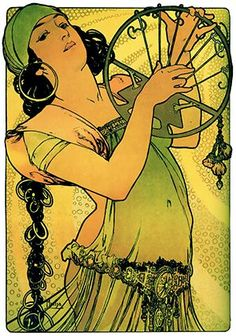 salome by mucha