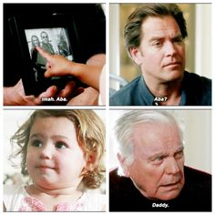 Ziva must have told her. She knows me.