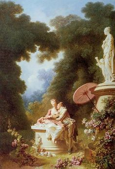Fragonard - Love Letters