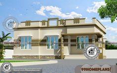 1021 Best 3 Bedroom Kerala House Plans Images Simple House