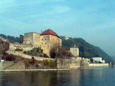 Passau Fortress - Veste Oberhaus