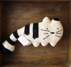 Gato tejido