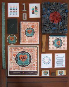 Pennsylvania-based designer Daniel Kent: campaign designed to unite the community of Lancaster, Pennsylvania.