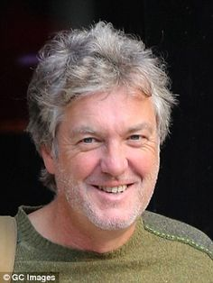 Silver fox: Top Gear presenter James May has been transformed by a new haircut and some designer stubble Seinfeld, Golden Girls, South Park, Top Gear Presenters, Designer Stubble, Top Gear Bbc, Clarkson Hammond May, James May, Top Tours