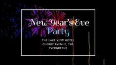 Fireworks sky celebrate video template New Years Eve party