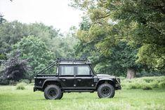 "The James Bond's ""Spectre"" Land Rover Defender SVX"