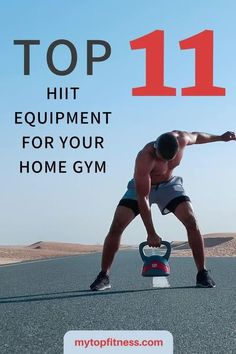 Taking on HIIT workouts? You may need HIIT equipment. Learn why you need HIIT specific gear, the types of HIIT equipment, and top 11 best | mytopfitness.com | Please Repin and Read | #hiit #hiitworkouts #hiitequipment At Home Workouts For Women, Best At Home Workout, Best Cardio, Hypertrophy Training, Plyometrics, Workout Session, High Intensity Interval Training, Intense Workout, Hiit