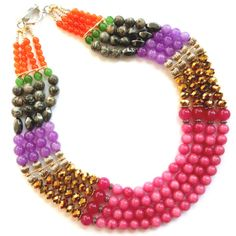 Ruth The Moabite Princess Necklace for Theme by GraceSabarus, $89.00