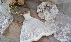 пряник платье невесты. свадебные пряники