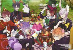 Diabolik Lovers // Kanato's Twin - A/N - WattpadYou can find Diabolik lovers and more on our website.Diabolik Lovers // Kanato's Twin - A/N - Wattpad Otaku Anime, Manga Anime, Anime Art, I Love Anime, Anime Guys, Arte Copic, Kanato Sakamaki, Diabolik Lovers Ayato, Diabolik Lovers Wallpaper