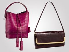 We pick the 5 best bags from the Louis Vuitton S/S '14 alligator skin set