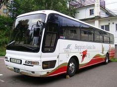 Sapporo kankō S200F 1713 - Mitsubishi Fuso Aero Bus -