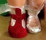 Мобильный LiveInternet обувь для кукол с маленькой ножкой. МК от Koha с ДП | Dimoni_Tempesta - Дневник Dimoni_Tempesta |