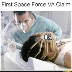 First Space Force Va Claim Ifunny Military Humor Memes Popular Memes