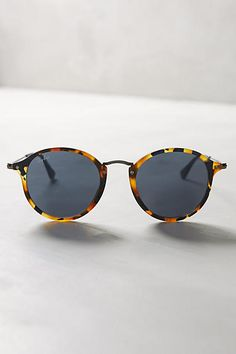 36cc16ecf4326 Ray-Ban Round Icon Sunglasses  anthrofave  anthroregistry Clubmaster  Sunglasses