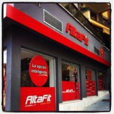 1 de Junio, abrimos nuestro primer gimnasio en Andalucía, que hará el número 25 de la franquicia! AltaFit Marbella