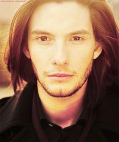 Ben Barnes - My Nate from Eyes like Stars series <3