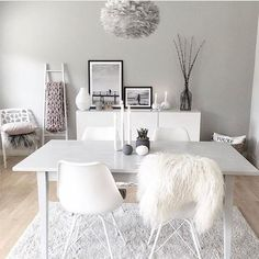 Whether you opt for an authentic hide rug or an animal-friendly faux fur throw, there are plenty of ways to style these wild accessories. Use them to add texture, definition, and comfort to any space. Throw Over a Chair Even simple plastic seating can be...