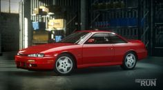 Nissan 200SX (S14), Need for Speed The Run