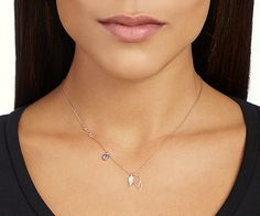 Duo Pendant Wing - Jewelry - Swarovski Online Shop