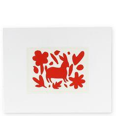 Red Otomi Print  so sollte es stilisiert sein! nicht zu eckig und detailliert, sondern ein Tick abstrakter und rund