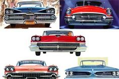 Great Grilles of the 50s
