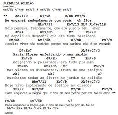 MEU CAVAQUINHO: Cifra - Jardim da Solidão (2) - Monarco