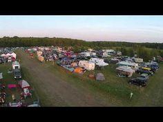 Bliss Fest 2016 Friday thunder storm time lapse. - YouTube