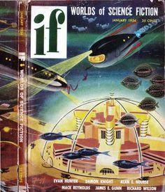 The Pulp Magazine Archive Pulp Magazine, Magazine Covers, Harry Harrison, Richard Wilson, Navy Day, Pulp Art, Science Fiction, Knight, Sci Fi
