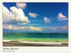 Kuta Beach - Bali, Indonesia