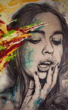 Original Art on Behance, Gabriel Moreno