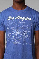 Maptote Los Angeles Tee