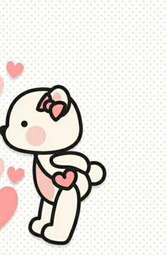 Cute Love Bear
