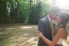 woodsy wedding | ... Weddings , Real Rustic Country Weddings , Vintage Style Weddings