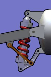 Monoshock rear swing, with or without linkage? - Page 4