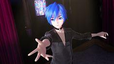 kaito+project+diva+f+wink | Project DIVA Arcade Future Tone : Secret Police, ACUTE et Remote ...