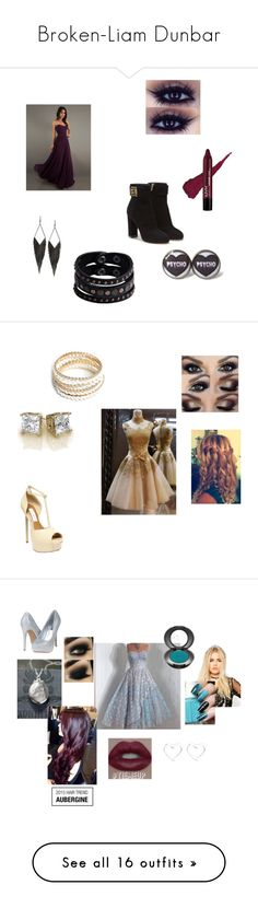 """""""Broken-Liam Dunbar"""" by no1marauder ❤ liked on Polyvore featuring Salvatore Ferragamo, GUESS, Replay, Steve Madden, ZooShoo, REGALROSE, Essie, Marc by Marc Jacobs, Fat Face and LE3NO"""