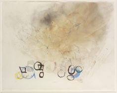 10 Stones, Colour soap ground aquatint and spit bite aquatint on smoked paper © The John Cage Trust Circle Painting, John Cage, Art Database, Art Plastique, Beautiful Paintings, Art Google, Abstract Expressionism, Les Oeuvres, Art Photography