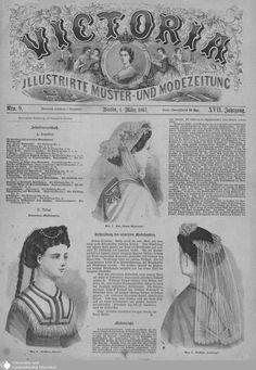 33 - Nro. 9. 1. März - Victoria - Seite - Digitale Sammlungen - Digitale Sammlungen