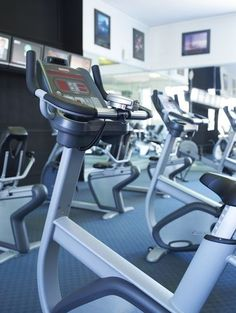 HYATT HOTEL CANBERRA - Fitness Center