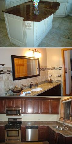 This professional establishment is one of the home improvement companies that offer kitchen and bath remodeling services. Their bathroom contractors also handle granite and quartz countertop services.