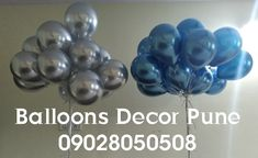 All occasion decoration Helium Gas, Helium Balloons, Balloon Decorations, Hanukkah, Home Decor, Decoration Home, Room Decor, Home Interior Design, Balloon Centerpieces