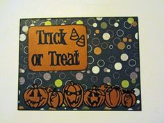 Halloween Cards by Ruth F.