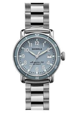 3520d6ba1baf Image result for 36mm blue grey rotate shinola watch Shinola