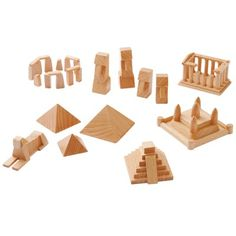 World Heritage in a box  Own some of the world's most well known landmarks in one box -    from the pyramids to Stonehenge, there's a lot to be learn from these wooden models.   $17.95