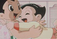Astro Boy & Katari // #katari #astroboy #anime