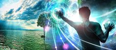 Lorsque vous émettez une pensée, c'est une énergie que vous émettez dans l'univers, elle fait dorénavant partie des énergies répandues