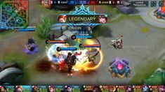 App Hack, Mobile Legends, Savage, 18th, In This Moment, Games, Gaming, Plays, Game