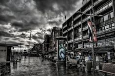 Our favorite place - Aker Brygge - Oslo, Norway Holidays In Norway, Norway Oslo, Gdansk Poland, Visit Norway, Travel Goals, Capital City, Places Ive Been, Beautiful Places, Street View